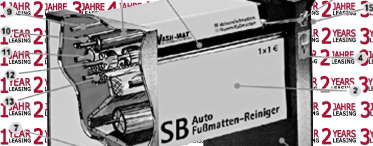 Location - Wash-Mat 520 Standard