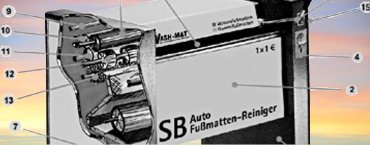 Wash-Mat 520 prix